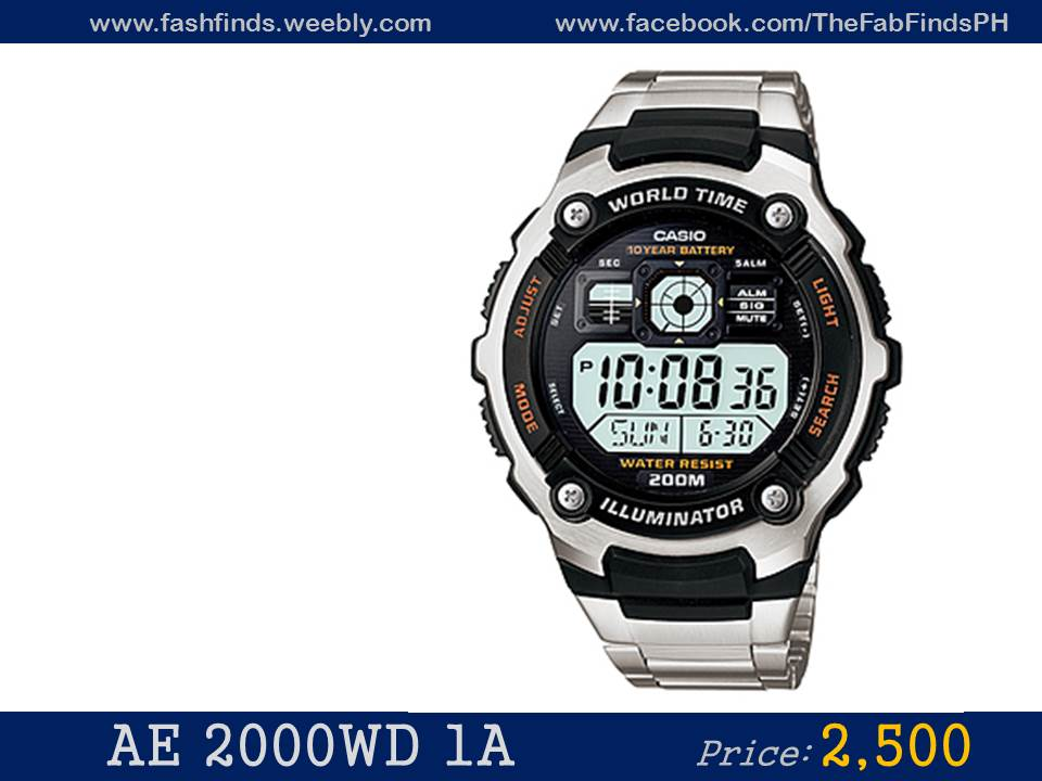 World time original casio watch for sale casio watch casio face design resembles an aircraft cockpit instrument world map for world time lc analog display home city time 100 meter water resistance gumiabroncs