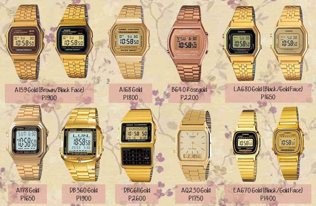fbb26289a Casio Watches - Original Casio Watch for Sale | Casio Watch | Casio Watches  Philippines | Casio Gold Watch | Casio Vintage Watch | Gshock | G shock |  Baby G ...